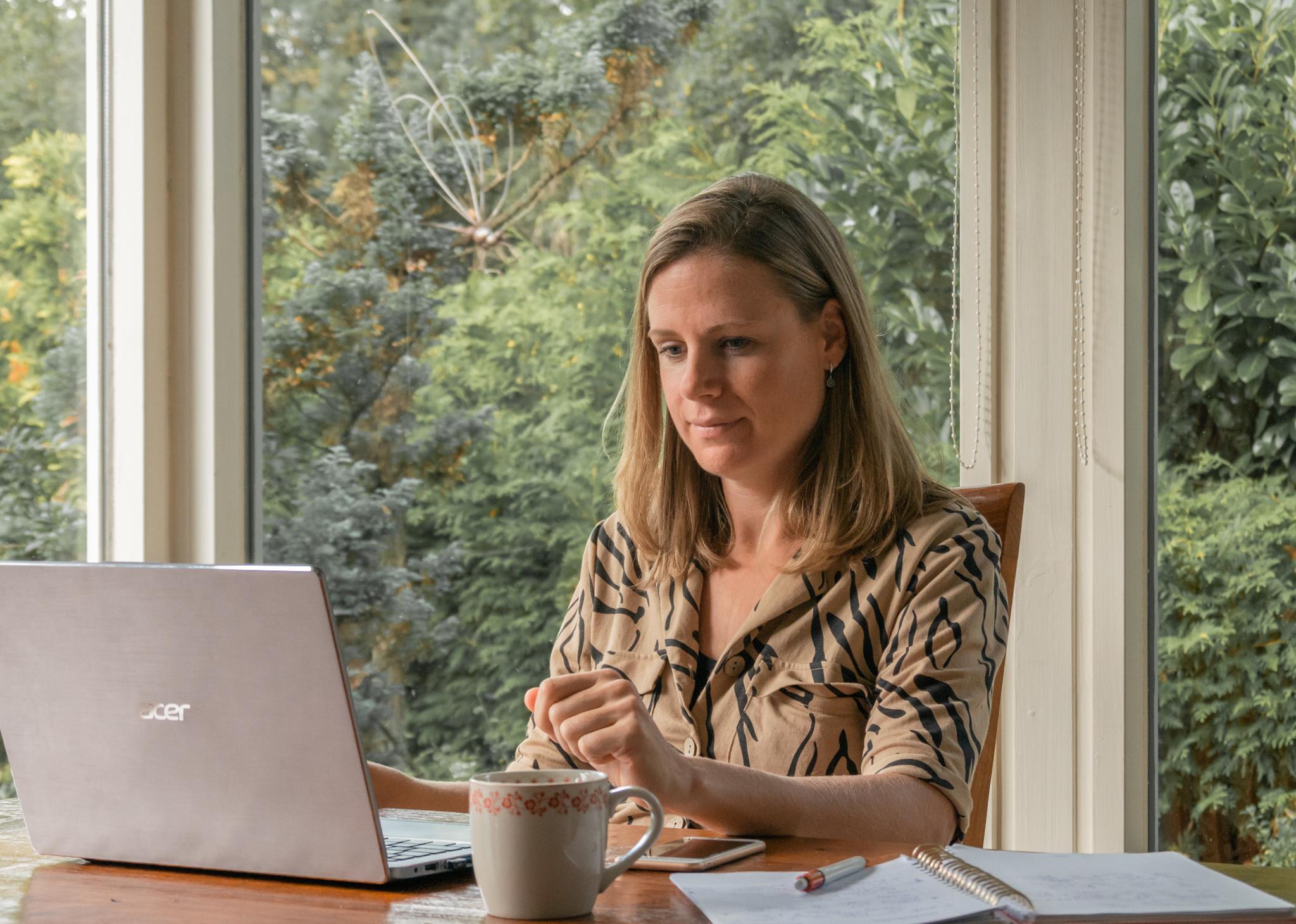 Anja Brouwer-Breukelman AVS-Radiant cursus stralingsbescherming tandarts